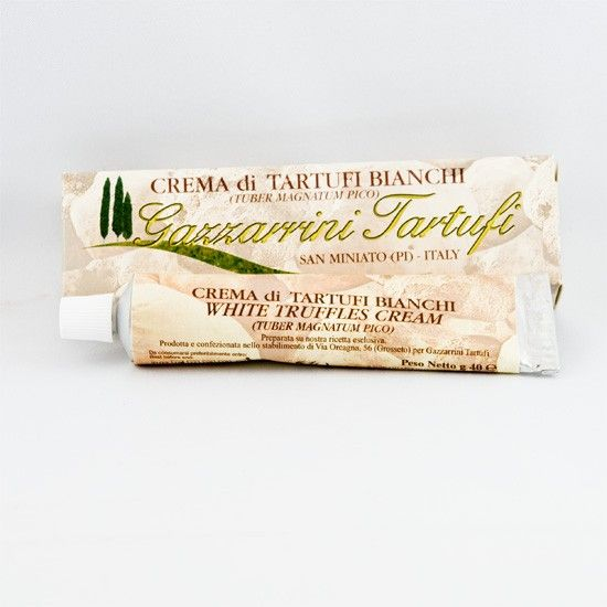 White truffle cream 40g www.manducanda.com
