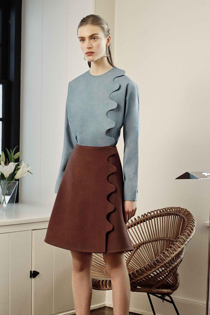 Trademark Autumn-Winter 2015-2016 (Fall 2015) Ready-to-Wear, shown February 2015