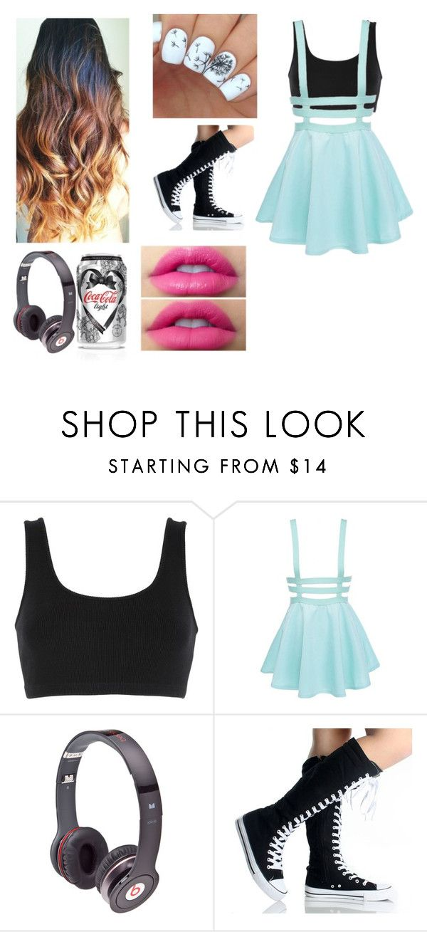 """my and the warrion"" by valentina-gamboa-toro on Polyvore featuring moda, adidas Originals, Monster y Chantal Thomass"