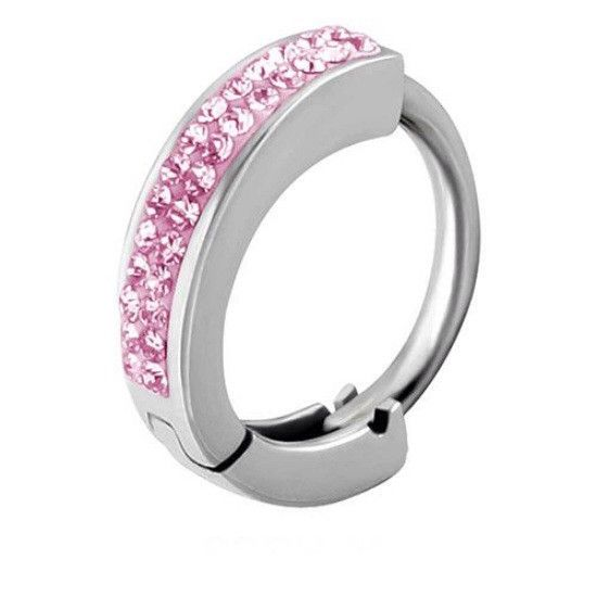 Tiffany Belly Huggie In Candy Pink Navel Ring  Tiffany Belly Huggie Jewellery - Belly Bars Australia – bellylicious