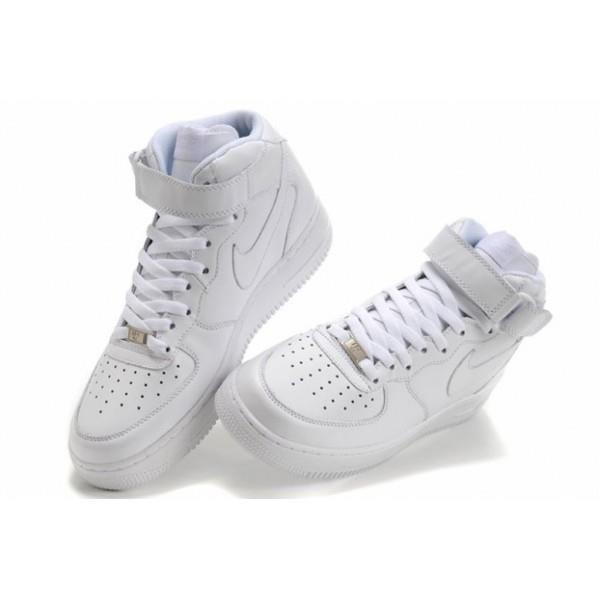 Купить высокие кроссовки nike air force 1 mid цена 2