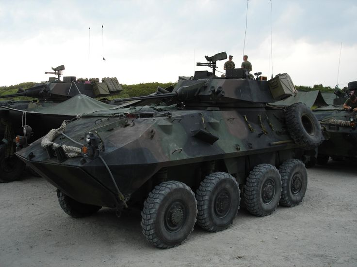 LAV 25 | LAV-25 image - Armored Vehicle Lovers Group - Mod DB