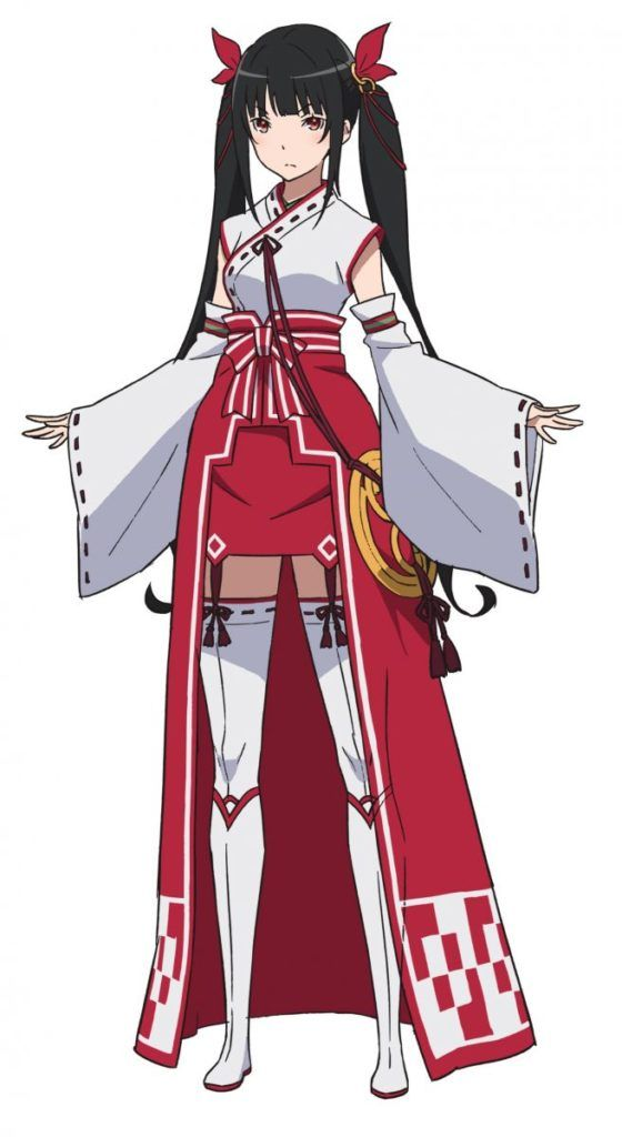 Ruka Va Makiko Ohmoto From Anime Conception Spike Chunsoft Co