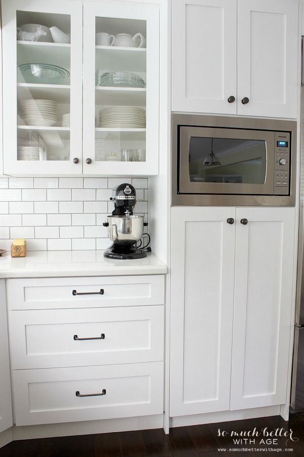 Industrial Vintage French Kitchen - Before and After with Source Guide | So Much Better With Age