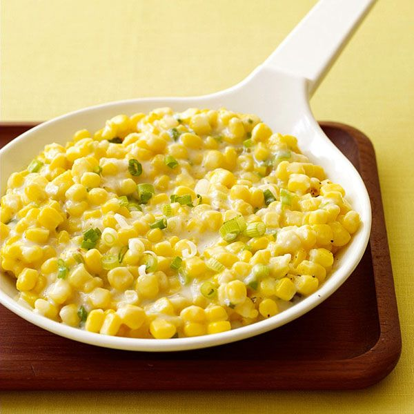 Weight Watchers Recipe - Creamy Corn thought this was a dip when i pinned it ...might still make it to serve with corn chips