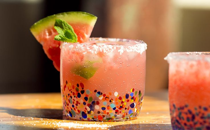 Cravings: The Blu Bungalow's Watermelon Margarita - The Magazine by Anthropologie.. recipe..make