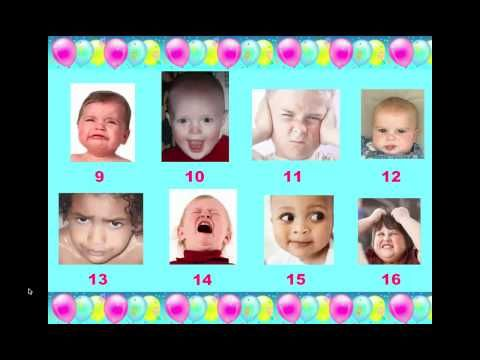 """Comment ca va?"" by Juli Powers--a song introducing ""How are you?"" and possible responses in French.  The powerpoint-style illustrations offer cute photos of children depicting various emotions (stressed, excited, etc.)  Good video for vocabulary."