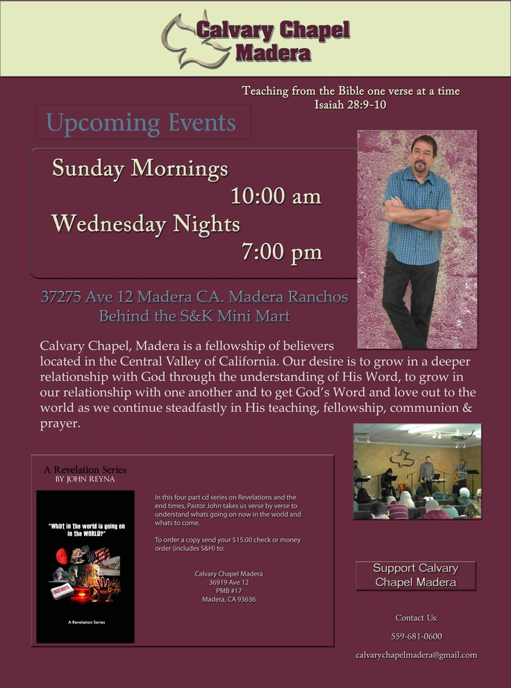 Bible Study | Calvary Chapel Fargo