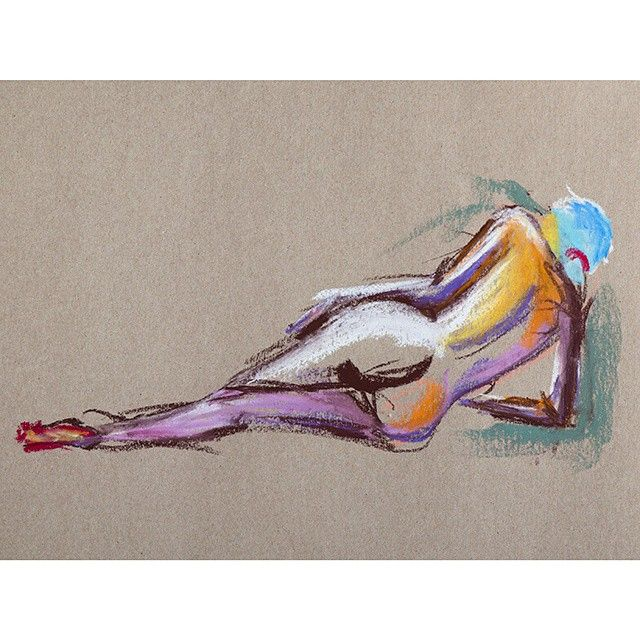 The colours of the body, by Marxal #lifedrawing #kroki #croquis #figuredrawing #teckning #konst #artlife #konstnär #swedishart #figurativedrawing #dibuix #artmodel #nudeart #femalefigure #dibujo #beauty #finearts #art #artwork #painting #lifepainting #draw #contemporaryart