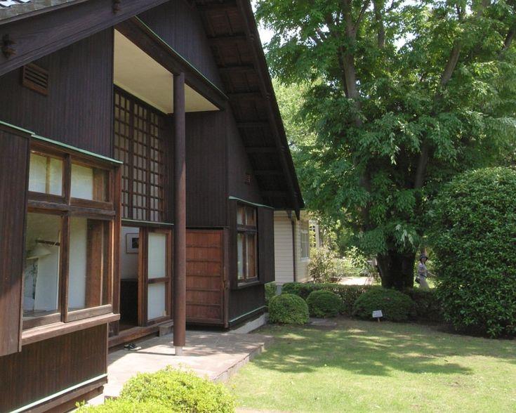個別「[たてもの]前川國男邸1」の写真、画像、動画 - 空を見上げたり ...