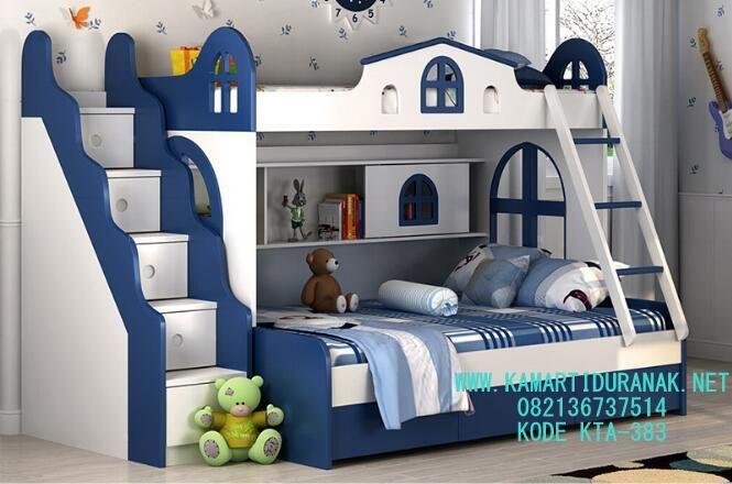 Jasa Pembuatan Tempat Tidur Kasur Tingkat Terbaru Modern Karakter, Harga Tempat Tidur Tingkat Model Terbaru, Desain Tempat Tidur Susun Tngkat Murah 2018