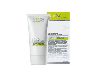 NIA24 Sun Damage Repair for Decolletage and Hands 5oz