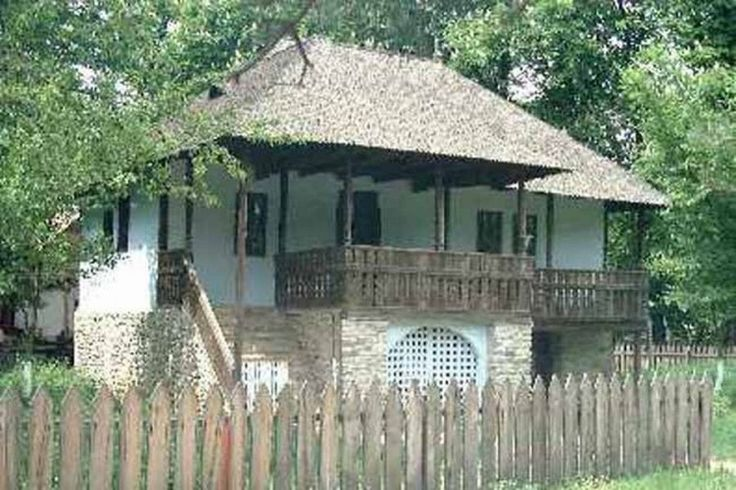 """Casa Chiojdul Mic; Chiojdu Mic, com. Chiojd, jud. Buzău; Muzeul Naţional al Satului """"Dimitrie Gusti"""" - Bucureşti; Categoria CONSTRUCŢII"""