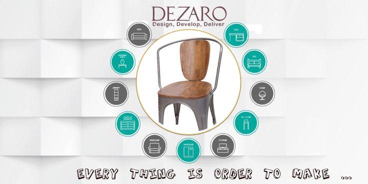Everything is order to make ..... DEZARO Shop Now !!!!!