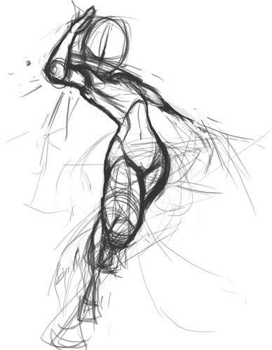 Pose Sketch / Drawing                                                                                                                                                                                 Más