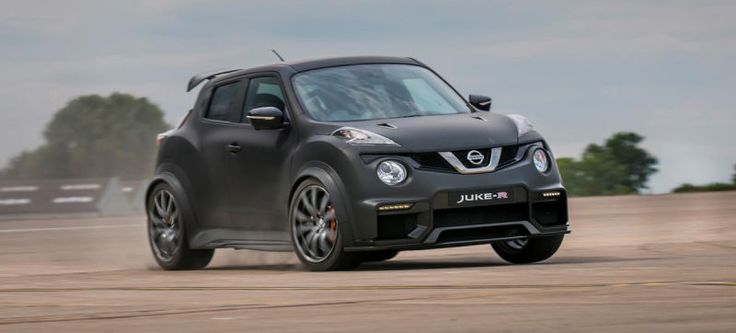 Oh Hell Yes The Nissan Juke-R Has 600 HP Now