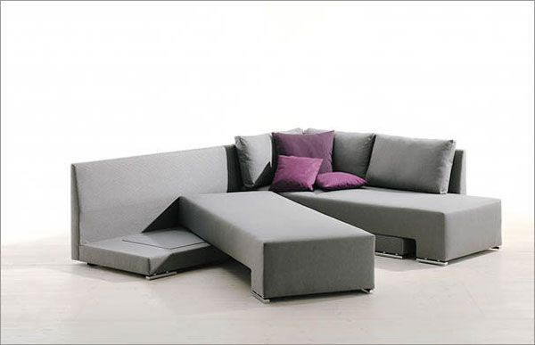 25+ Best Ideas About L Shaped Sofa Bed On Pinterest