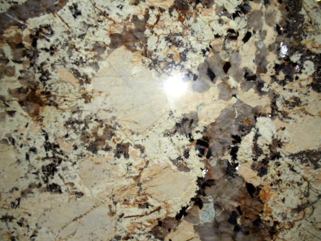 New York Stone: Centaurus Polished 3cm Size 121x70 Lot# M2 Samples In NJ/