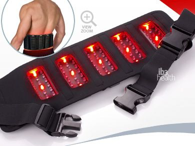 Resultado de imagen de red infrared light therapy