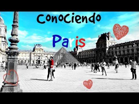 Conociendo Paris - Vlog - Rosmery Solorzano
