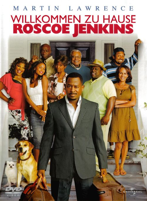 Watch Welcome Home Roscoe Jenkins Full-Movie