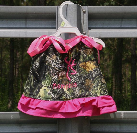 Girls Camo Cutie Camouflage Pillowcase Dress with matching ruffled bloomers baby infant on Etsy, $30.00: Pillowcase Dresses, Cutie Camouflage, Baby Baby Shower, Camouflage Pillowcase, Baby Clothes, Girl Camo, Baby Girls, Girls Camo, Baby Stuff
