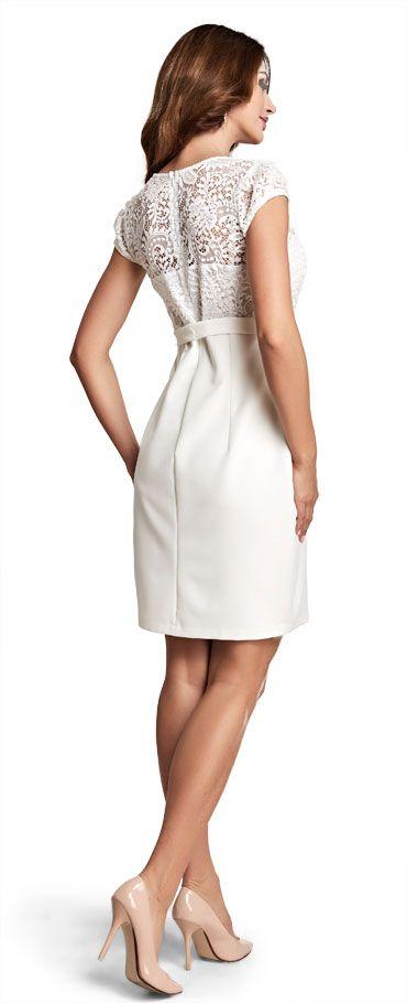 Happy mum - Maternity wear & fashion, dresses, Magic cream dress.