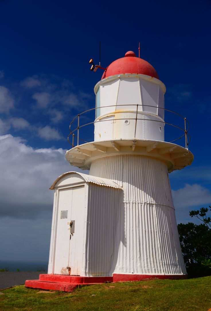 Cooktown Lighthouse   Located on Grassy Hill, Cooktown, Queensland.