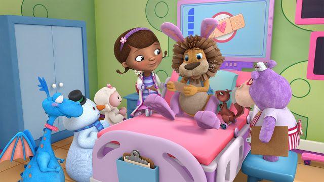 La nueva temporada de Doctora Juguetes estrena en diciembre por Disney Junior   Con un episodio doble el sábado 3 a las 18:00 llega la cuarta temporada de la exitosa serie en la que Doc y sus amigos conocerán Juguetópolis y asumirán nuevos roles en el hospital de juguetes.  En el Día Panamericano del Médico se presenta la cuarta temporada de Doctora Juguetes la serie original de Disney Junior. A través de sus historias Doctora Juguetes promueve hábitos de vida saludable entre niños en edad…