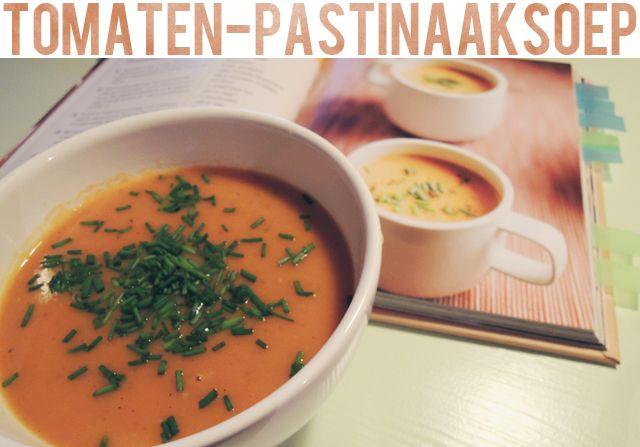 Recept: Tomaten-pastinaaksoep