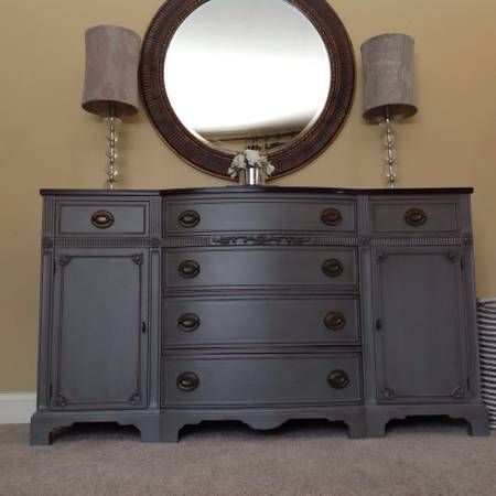 213 Best Grey Painted Furniture Images On Pinterest   Furniture, Furniture  Redo And Grey Painted Furniture