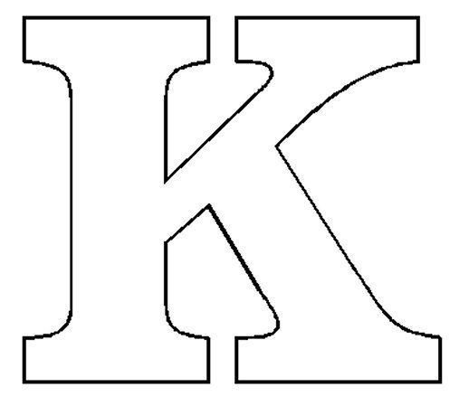 blockletterktemplate