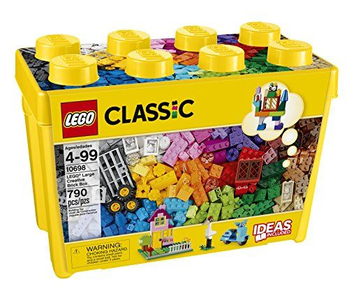 If I were a LEGO® Brick, I would hold up walls to protect my loved ones. I would be a ladder to bring them closer to God. I would be strong and true. I wou