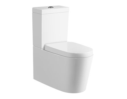 Highgrove Bathrooms - EGO Toilet Suite