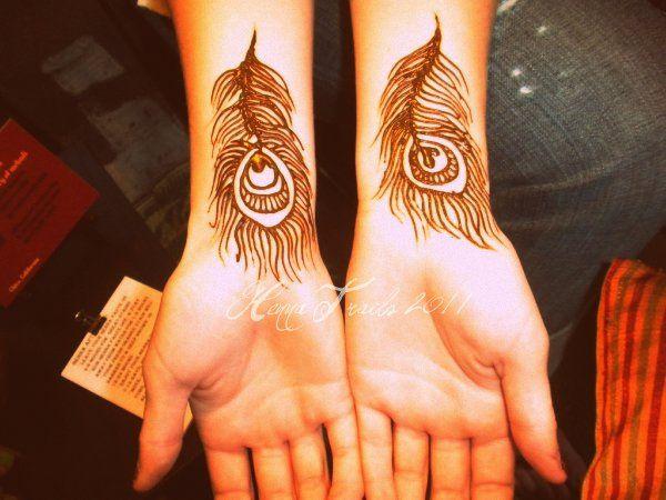 I love henna!