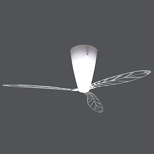 Blow Screenprinted Ceiling Fan With Light