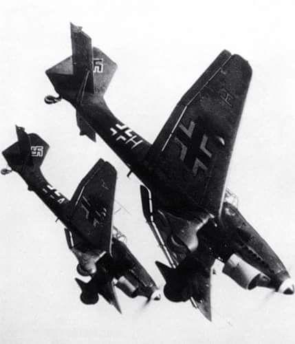 Stuka — Stuka attack