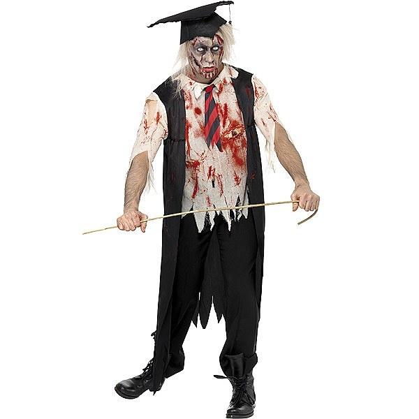 Disfraz de Director Escuela Zombi #zombi #miedo #terror #halloween #disfraces