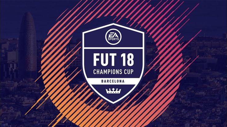 FUT Champions Cup Barcelona INFORMATION 2018