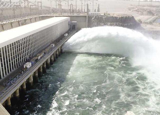 وزارة الموارد المائية تنفذ أعمالا لرفع كفاءة السد العالى وخزان أسوان اسعار العملات Hydro Power Plant Dam Aswan