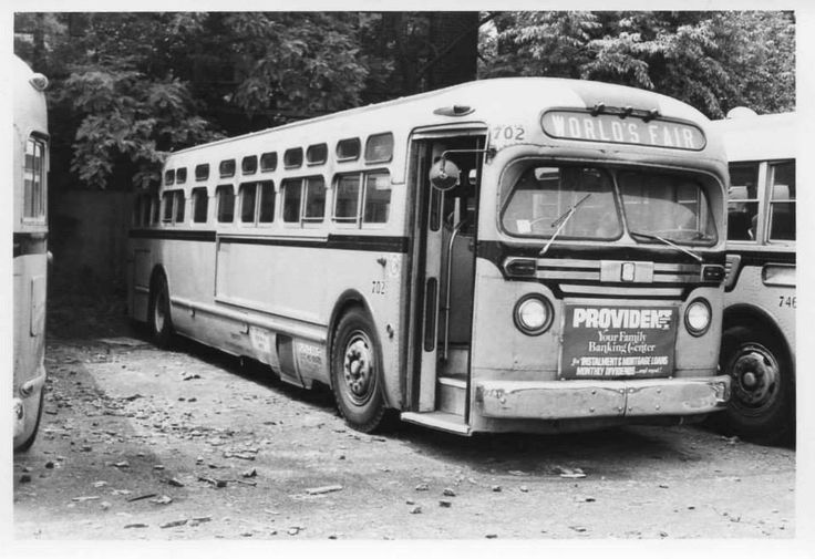 Rochester Ny Restored Old Look Bus: 17 Best Images About Buses From The Past On Pinterest
