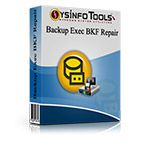 SysInfoTools Backup Exec BKF Repair is an advanced solution that recovers all your invaluable data from corrupted BKF files which are created by Symantec backup Exec (formerly known as VERITAS Backup Exec) or Windows NT Backup Program.