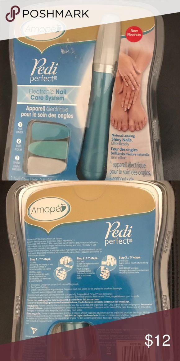 Amope Pedicure Perfect Kit Pedi Perfect by Amope Brand New 👣👣👣👣 Amope Accessories