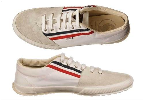 Zapatillas El Ganso.
