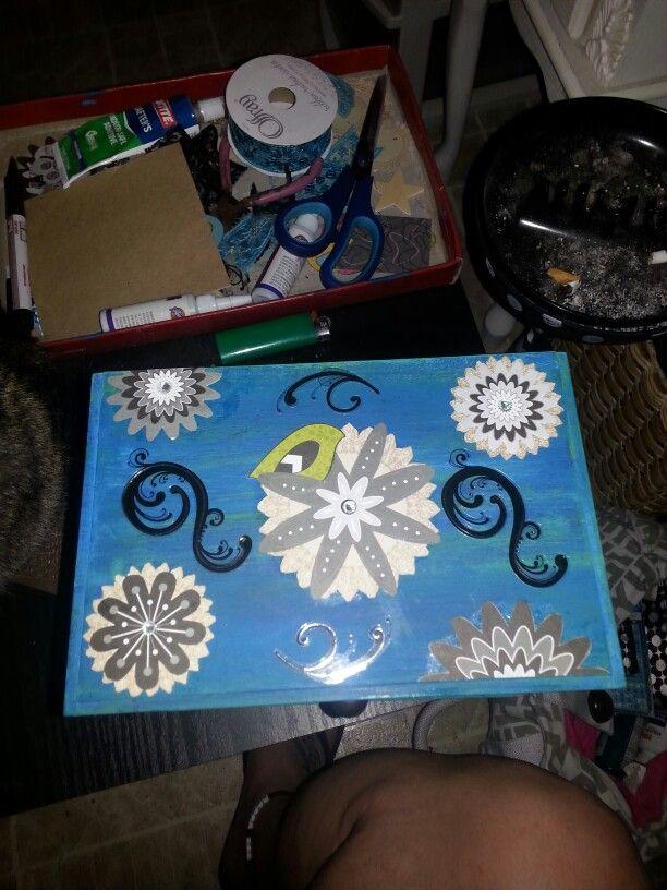 Custom jewelry box 5