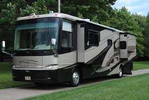 2008 Newmar Kountry Star 3916