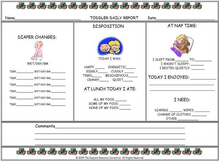 Best 25+ Daycare daily sheets ideas on Pinterest Infant daily - what is an daily incident reports