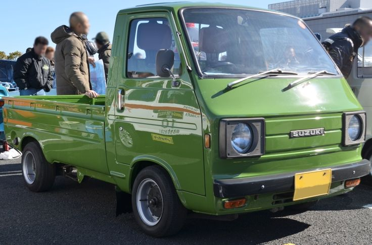 Suzuki Carry - Wikipedia, the free encyclopedia