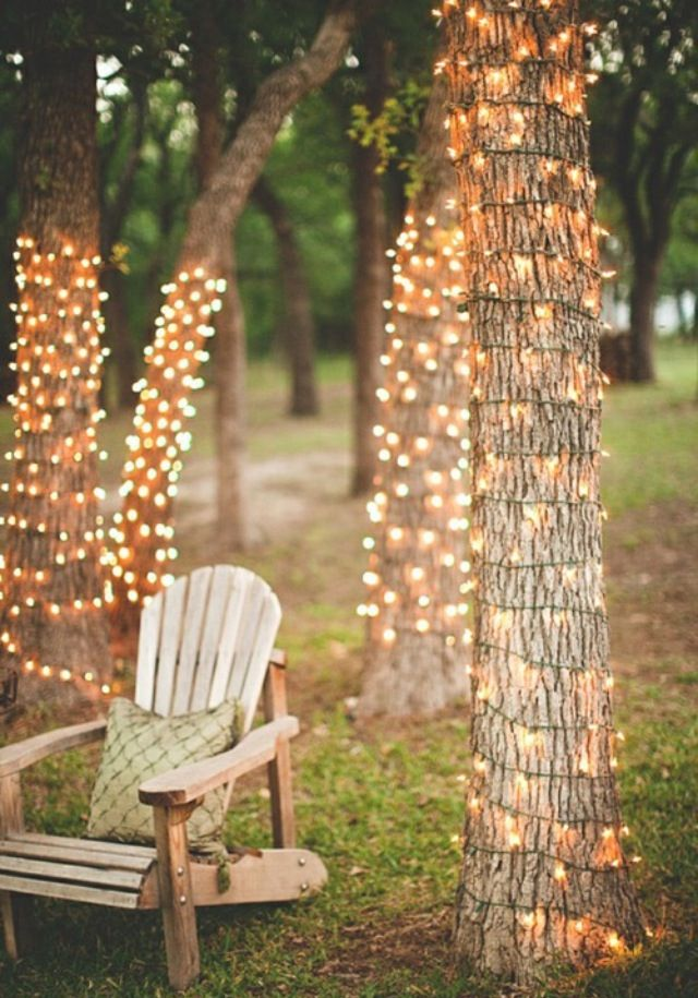 Decor idea for a #bonfire night #party.