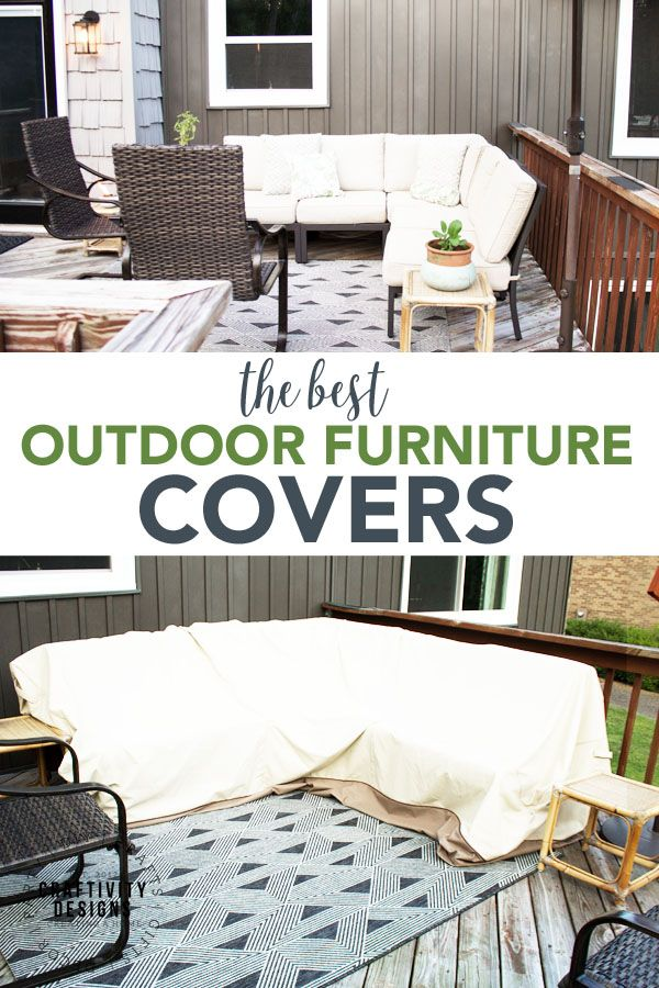 The Best Outdoor Furniture Covers That